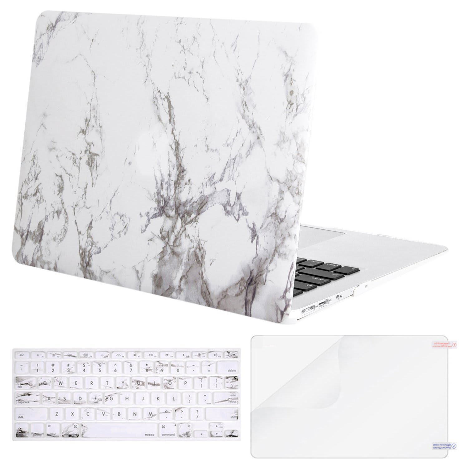 Mosiso Laptop Cases for MacBook Air / Pro: 40% off + free shipping w/ Prime