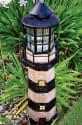 "35"" Solar Powered Lighthouse Garden Decor for $79 + free shipping"