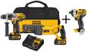 DeWalt 20V Lithium Ion Cordless Kit w/ Driver for $299 + free shipping