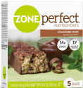 ZonePerfect Nutrition Bar 30-Count Box for $22 + free shipping