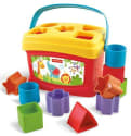 Fisher-Price Baby's First Blocks for $6 + pickup at Walmart