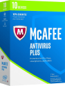 McAfee 2017 AntiVirus 10-Device 1-Year PC for $0 after rebate + $3 s&h