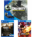 PS4 Slim 500GB Console w/ 3 Games for $300 + free shipping