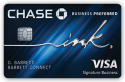 Chase Ink Business Preferred℠ Card: 80,000 bonus points