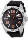Hugo Boss Men's Orange Big Time Watch for $60 + free shipping