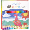UnityStar Colored Drawing Pencils 48-Pack for $8 + free shipping w/ Prime