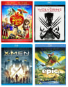 Blu-ray 3D Movies at Best Buy for $9 + pickup