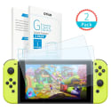 2 Otium Screen Protectors for Nintendo Switch for $4 + free shipping w/ Prime