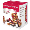 Goodnessknows Snack Squares 18-Pack for $12 + free shipping