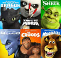 Vudu Dreamworks Animation Mix & Match Sale 2 films for $10