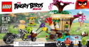 LEGO Angry Birds Bird Island Egg Heist for $15 + pickup at Walmart