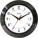 "La Crosse Technology Equity 8"" Wall Clock for $6 + pickup at Walmart"