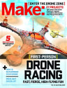 Make: Magazine 1-Year Subscription for $14 for 6 issues