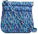 Vera Bradley Women's Triple Zip Hipster Bag for $20 + free shipping
