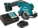 Makita 12V Max CXT Cordless Circular Saw Kit for $110 + free shipping