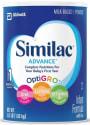 Similac Advance Infant Formula 36-oz. 3-Pack for $67 + free shipping