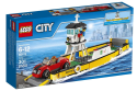 LEGO City Ferry for $14 + free shipping w/ Prime