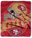 NFL Raschel Throw for $14 + $4 s&h