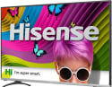 "Refurb Hisense 50"" 4K WiFi LED UHD Smart TV for $322 + pickup at Walmart"