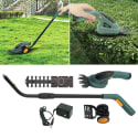 Outsunny 2-in-1 Cordless Trimmer / Mower for $40 + free shipping