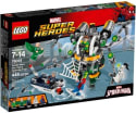 LEGO Spider-Man: Doc-Ock's Tentacle Trap for $22 + pickup at Walmart