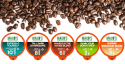 48 Maud's Coffee K-Cup Pods for $20 + free shipping