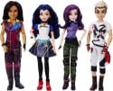 Disney Descendants Villain Doll 4-Pack for $40 + free shipping