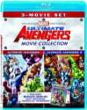 Ultimate Avengers Movie Collection on Blu-ray for $7 + pickup at Walmart