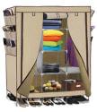 """OxGord 69"""" Portable Closet for $18 + $9 s&h"""