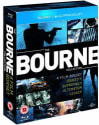 The Bourne Collection on Blu-ray Disc for $8 + $4 s&h