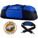 """Olympia 42"""" Large Deluxe Duffel Bag for $19 + free shipping"""