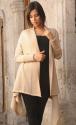 Alpaca Direct Women's Drape Front Cardigan for $100 + free shipping
