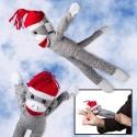 Superfly Screaming Slingshot Sock Monkey for $7 + free shipping