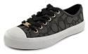 Coach Women's Empire Low Top Logo Sneakers for $45 + free shipping