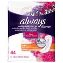 Always Discreet Incontinence Liner 44-Pack for $3 + free shipping