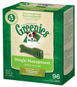 Greenies Weight Management Dog Treat 96ct Box for $11 + free shipping