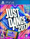 Just Dance 2017 for PS4, Xbox One, PS3 for $25 + free shipping
