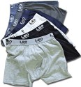 Leo Poldo Cotton Boxer Brief 3-Pack from $10 + free shipping