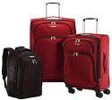 Samsonite Versalite 360 3-Piece Luggage Set for $100 + free shipping