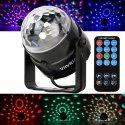 Viivria Colorful Disco Ball Light for $10 + free shipping w/ Prime