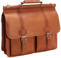 Kenneth Cole Reaction Dowel Rod Laptop Case for $100 + free shipping