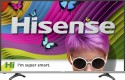 "Hisense 65"" 4K WiFi LED LCD UHD Smart TV for $800 + free shipping"