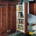 "Rev-A-Shelf 3"" Wide Upper Cabinet Pull Out for $62 + free shipping"