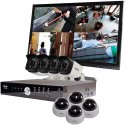 Revo 16-Ch. 8-Camera DVR Surveillance System for $865 + free shipping