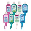 Purell Hand Sanitizer Travel Bottle 8-Pack for $12 + free shipping w/ Prime