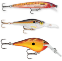 Rapala Lures at Amazon from $3 w/ $25 purchase + free shipping w/ Prime