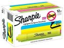 Sharpie Chisel Tip Yellow Highlighter 12-Pack for $2 + free shipping w/ Prime