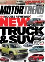 Motor Trend Magazine 4-Year Subscription for 48 issues for $12