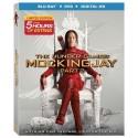 Hunger Games: Mockingjay Pt. 2 on Blu-ray for $6 + pickup at Target