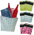 Zipper Sealed Reusable Wet Bag 2-Pack for $7 + free shipping